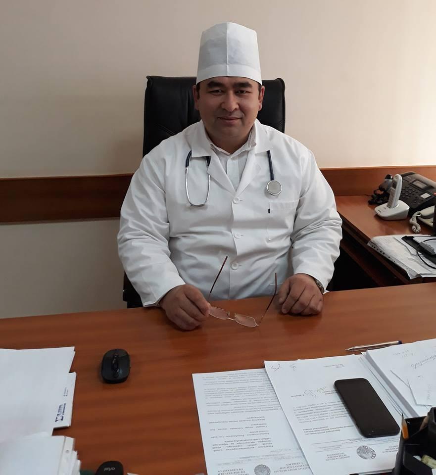 Ахмедов Одилжон-онколог