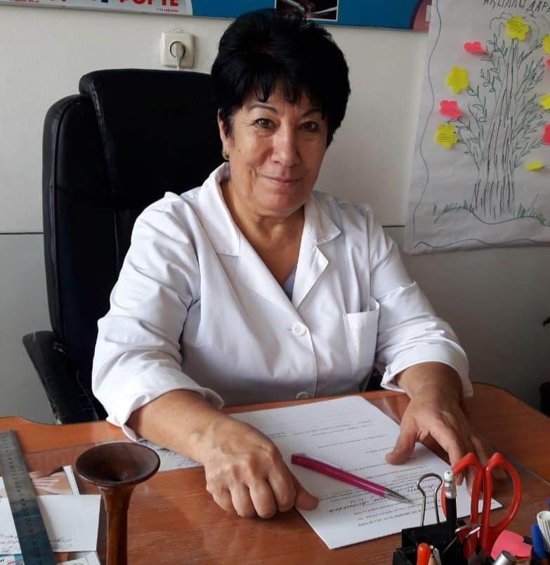 Ахмедова Гулмира гинеколог