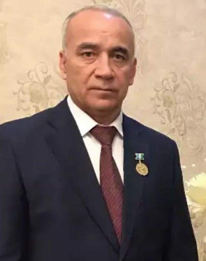 Амонов Шавкат ЛОр завкаф.