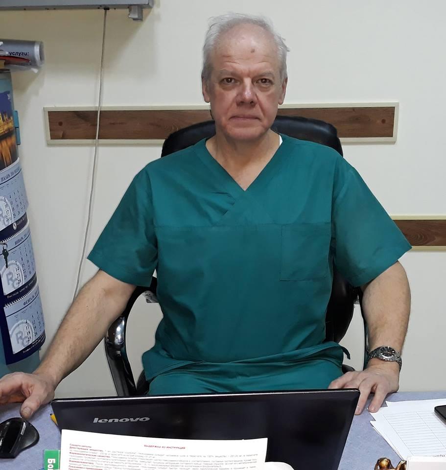 Халмеев Нариман травматолог-ортопед