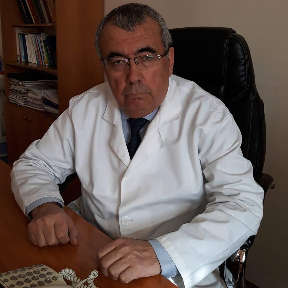 Хамраев Аброр гастроэнтеролог