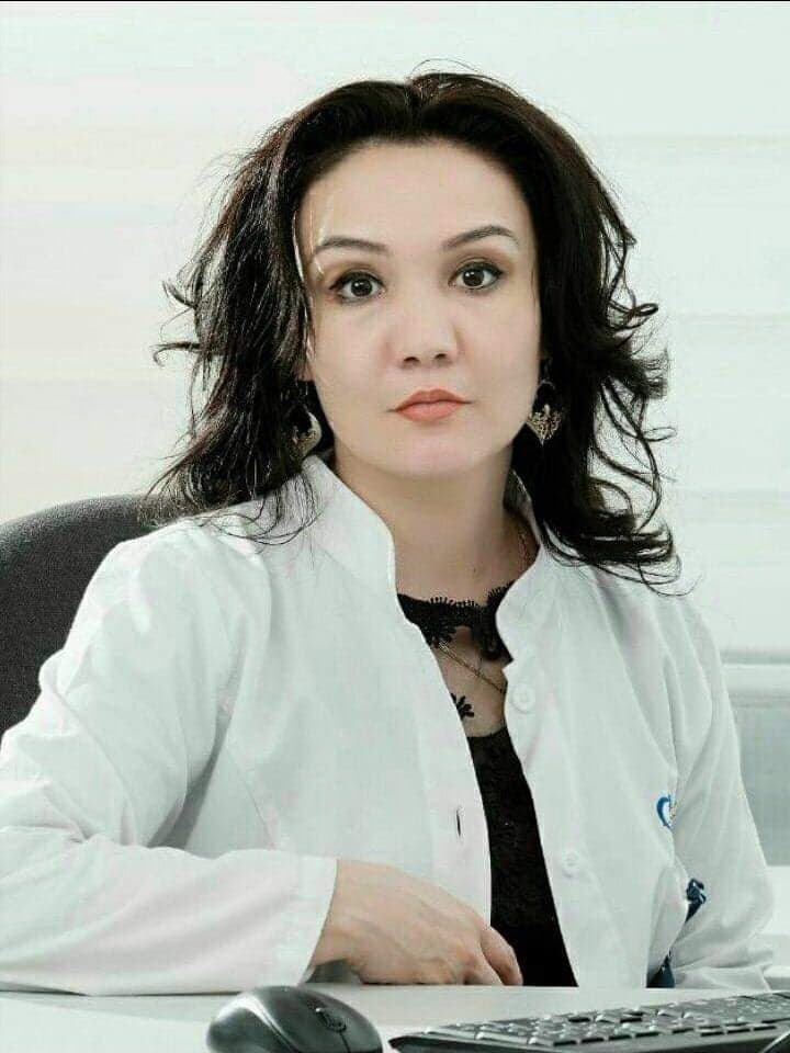 Камалова Дильфуза гинеколог