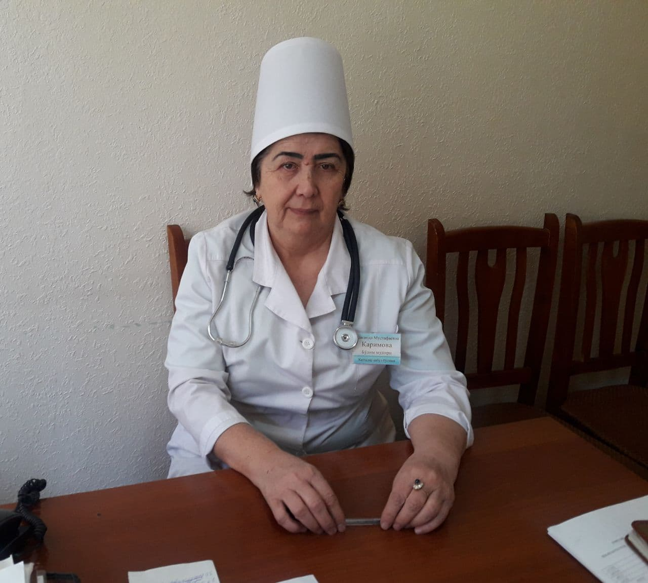 Каримова Мавлюда терапевт