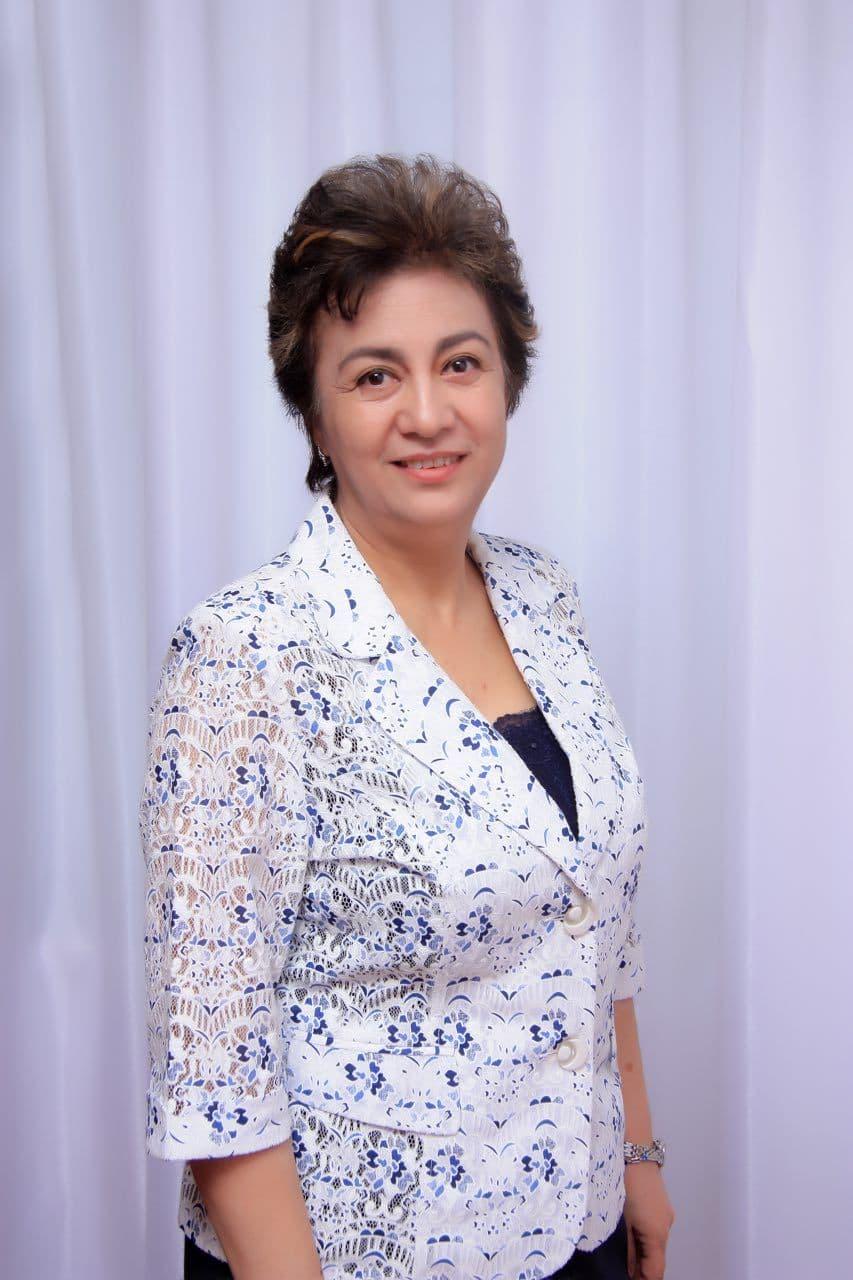Магзумова Наргиза гинеколог