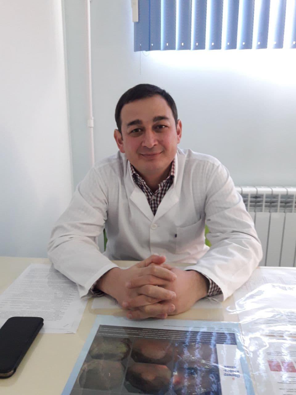 Маткулиев Уткирбек хирург