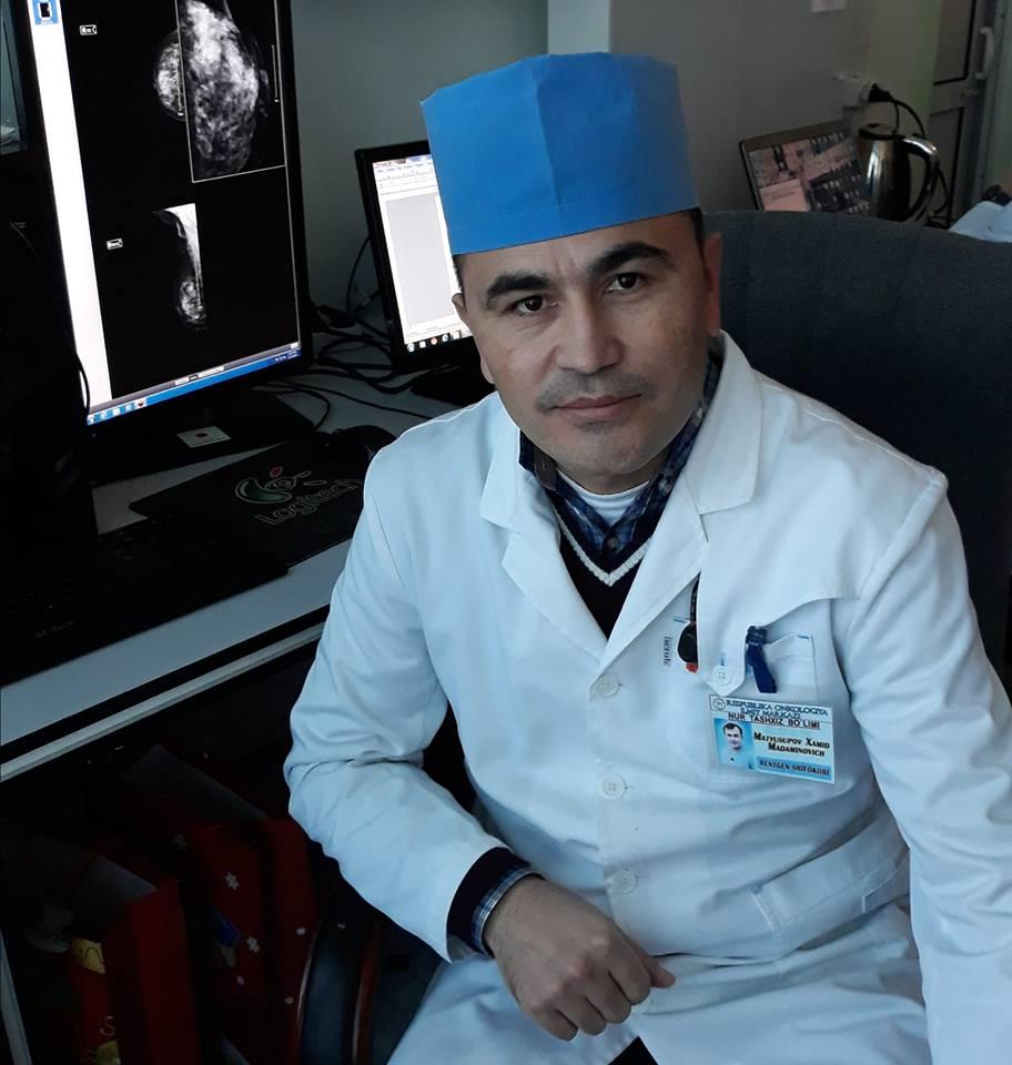 Матюсупов Хамид рентгенолог