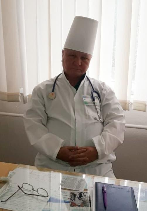 Миклиев Абдумумин терапевт