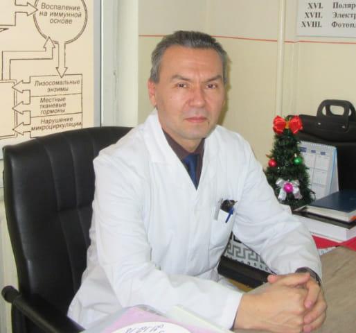 Нормурадов Бахтиер хирург