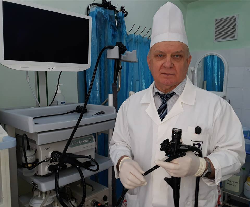 Струсский Леонард эндоскопист