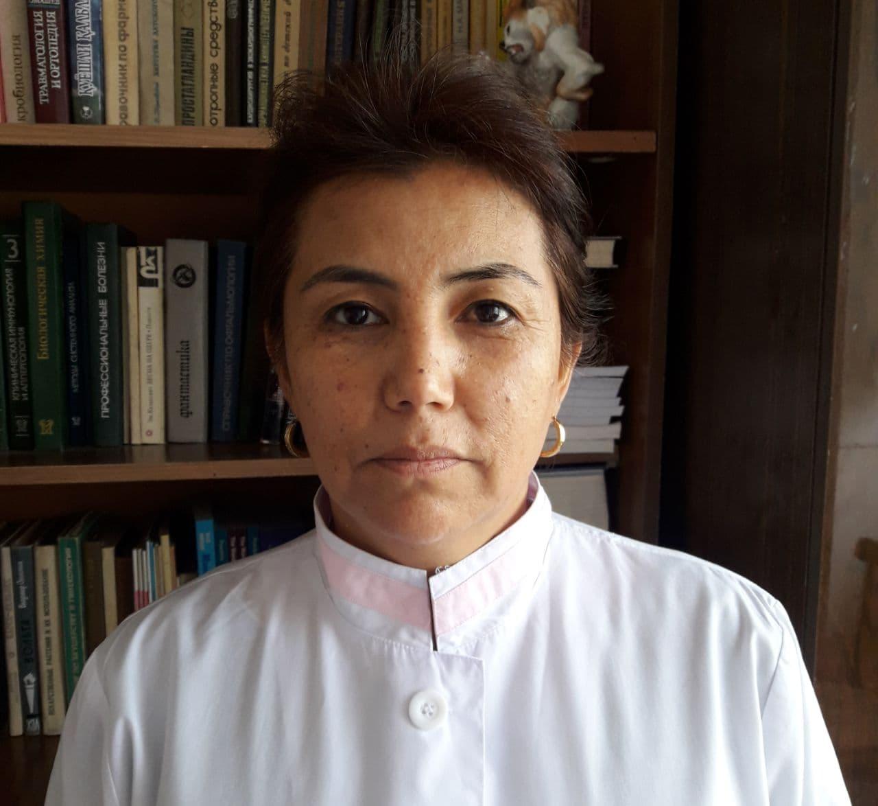 Султанова Махсума кардиоревматолог