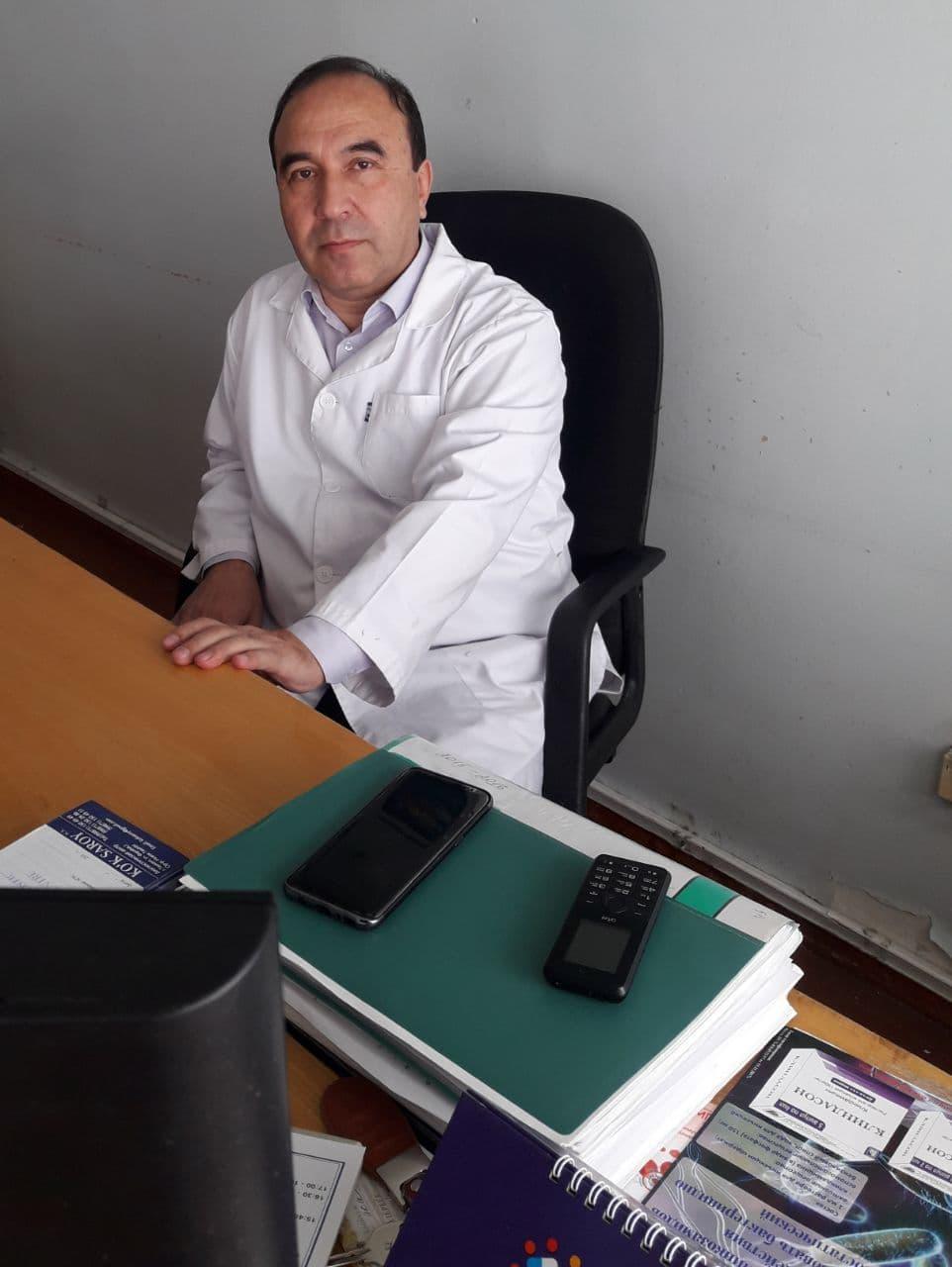 Турсунбоев Анвар Каримович педиатр